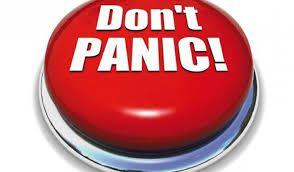 Palpitazioni, sudori freddi, necessità di  scappare, paura di impazzire…Oddio che  succede??!!