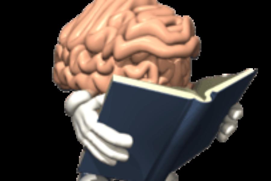 Mens sana… post portem.  La lettura mantiene giovane almeno…. La mente!