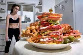 Amo mangiare ma non posso farlo…solo ogni tanto mi concedo una piccola abbuffata! La bulimia