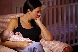 Hai appena partorito ma sei triste da più di una settimana? E' una depressione post partum