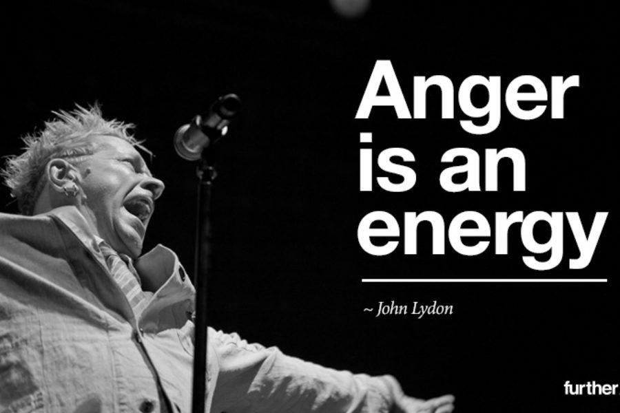 Il grande potere della rabbia! Se ben gestita si rivela una bacchetta magica! Perché?